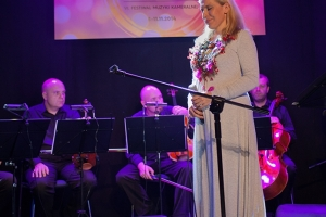 V koncert Aga Zaryan 10.11.2014