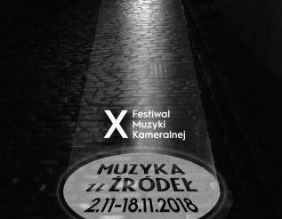 Plakat festiwalowy 2018
